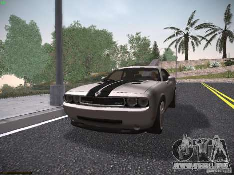 LiberrtySun Graphics ENB v3.0 para GTA San Andreas octavo de pantalla