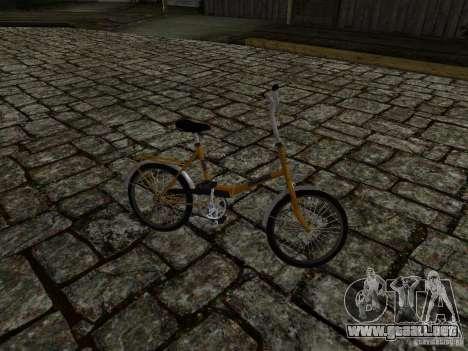 Romet Wigry 3 para visión interna GTA San Andreas