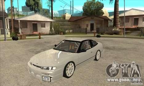 Nissan Silvia S14 1993 para GTA San Andreas