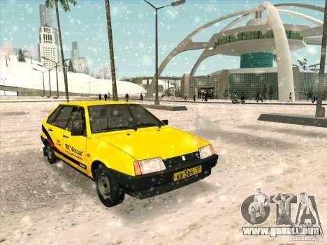 VAZ 21093i TMK Afterburner para GTA San Andreas