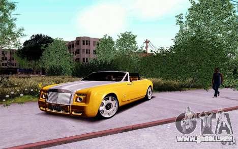 New Graphic by musha v4.0 para GTA San Andreas novena de pantalla