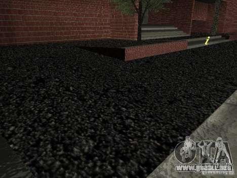 Nuevo hospital de texturas para GTA San Andreas quinta pantalla