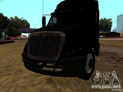 International Prostar para la visión correcta GTA San Andreas