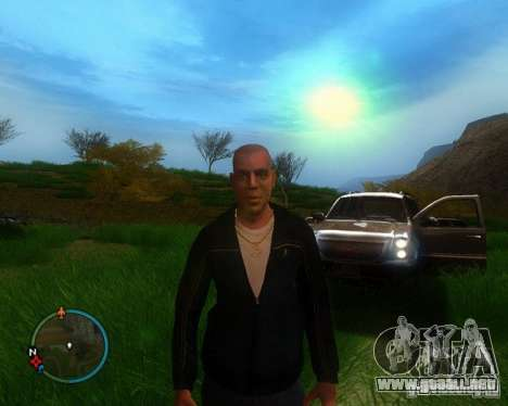 Project Reality mod beta 2.4 para GTA San Andreas sucesivamente de pantalla