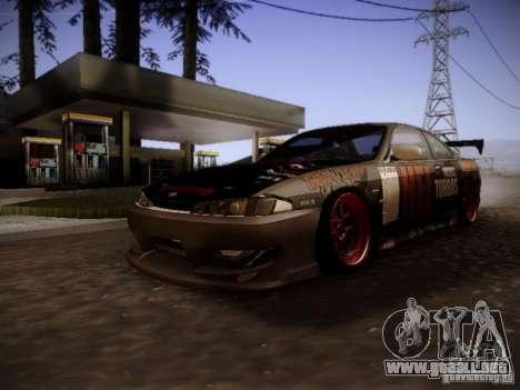 Nissan Silvia S14 Hell para GTA San Andreas