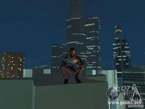 Weapons Pack para GTA San Andreas octavo de pantalla