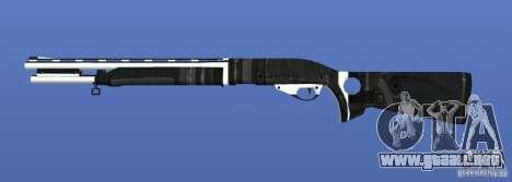 Shotgun para GTA 4 tercera pantalla