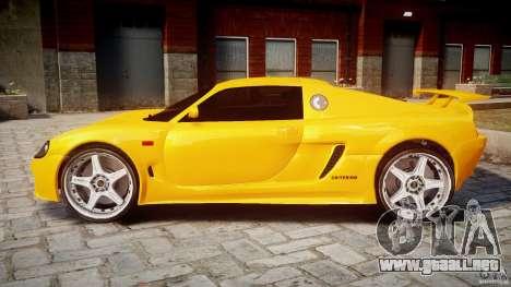 Watson R-Turbo Roadster para GTA 4 left