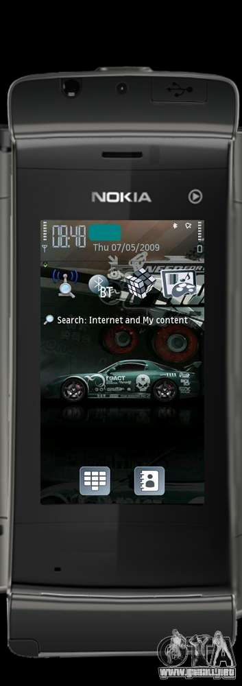 Nokia 5250 para GTA San Andreas
