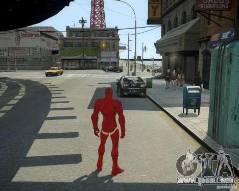 Iron Man Mk3 Suit para GTA 4 quinta pantalla