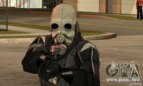 Police Man para GTA San Andreas segunda pantalla