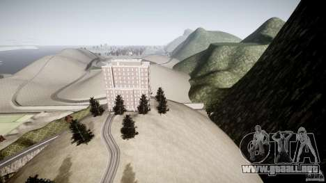 Liberty Green para GTA 4 décima de pantalla