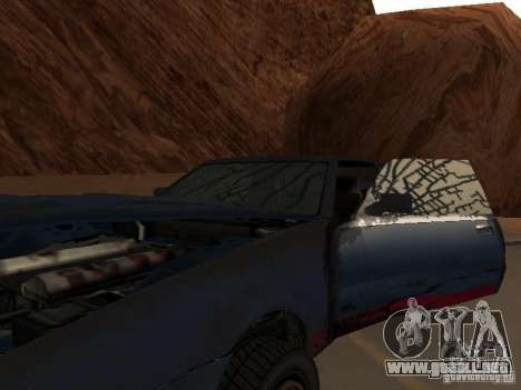 Emperador Rusty de GTA 4 para visión interna GTA San Andreas