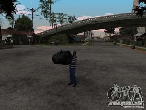 CJ-cleptómano para GTA San Andreas