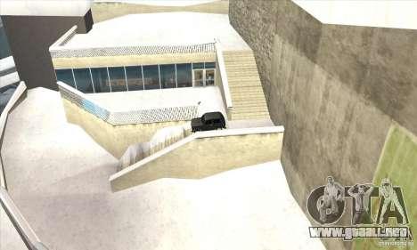 Vuelos en Liberty City para GTA San Andreas quinta pantalla