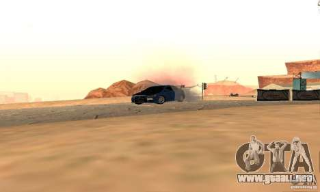 New Drift Zone para GTA San Andreas