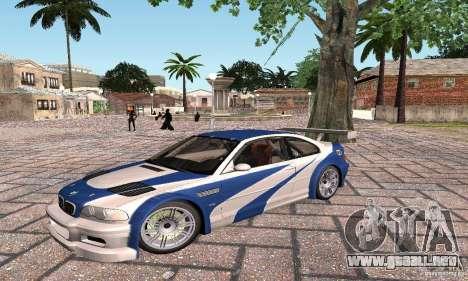 New Groove by hanan2106 para GTA San Andreas tercera pantalla
