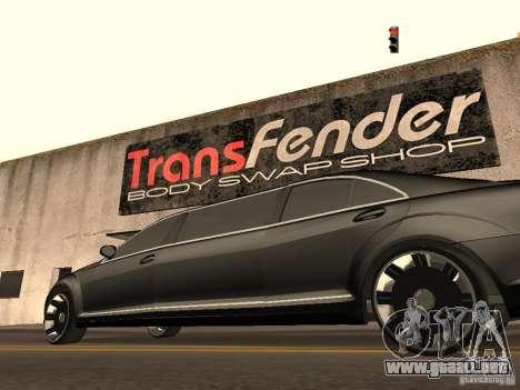 Luxury Wheels Pack para GTA San Andreas sucesivamente de pantalla