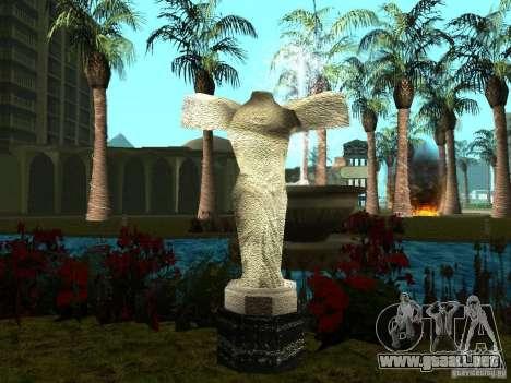 Nuevas texturas para casino Calígula para GTA San Andreas quinta pantalla