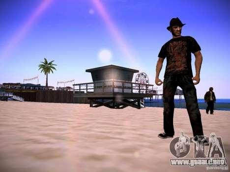 Niko Bellic Reload Beta 0.1 para GTA San Andreas tercera pantalla