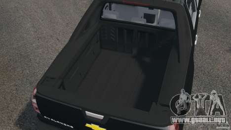 Chevrolet Avalanche Stock [Beta] para GTA 4 vista lateral