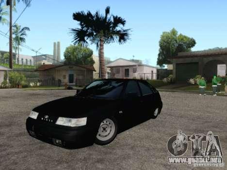 VAZ-2112 para visión interna GTA San Andreas