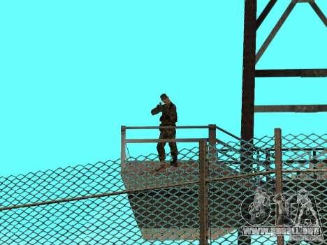 Animada zona 69 para GTA San Andreas sucesivamente de pantalla