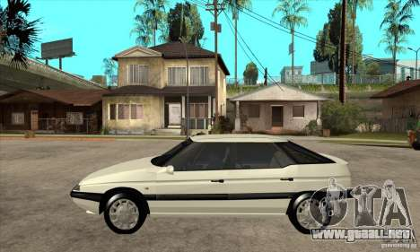 Citroen XM 1992 para GTA San Andreas left