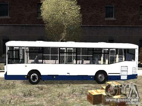 NEFAZ-5299 10-15 para GTA 4 left