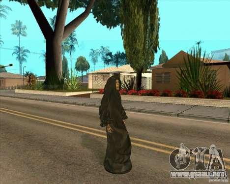 Muerte para GTA San Andreas sucesivamente de pantalla