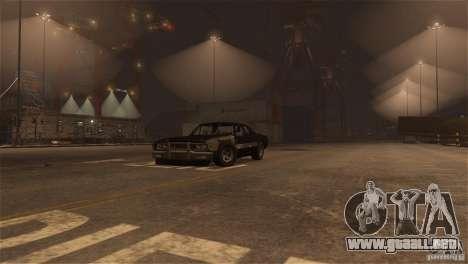 Jupiter Eagleray MK5 v.2 para GTA 4 vista interior
