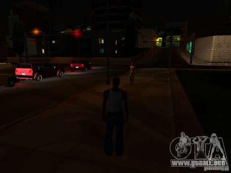 ENBSeries by AlexKlim para GTA San Andreas sexta pantalla