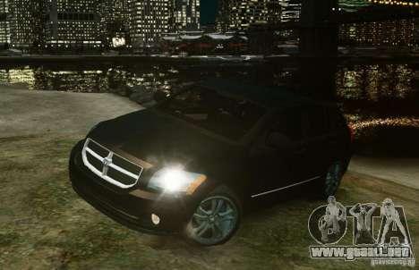 Dodge Caliber para GTA 4 left