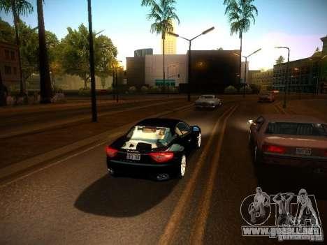 ENBSeries By Avi VlaD1k para GTA San Andreas segunda pantalla
