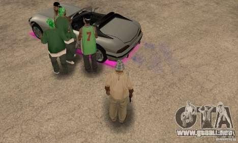 SpecDefekty para GTA San Andreas séptima pantalla