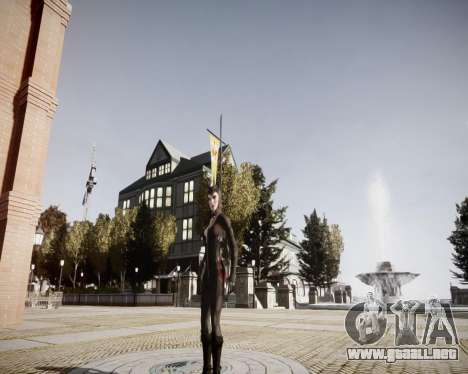 Catwoman v2.0 para GTA 4 novena de pantalla