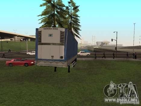Nuevo trailer para GTA San Andreas vista posterior izquierda