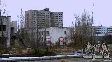 Pantallas de carga Chernobyl para GTA San Andreas décimo de pantalla