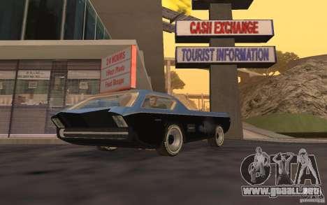 Dodge Deora Concept 1965-1967 para GTA San Andreas