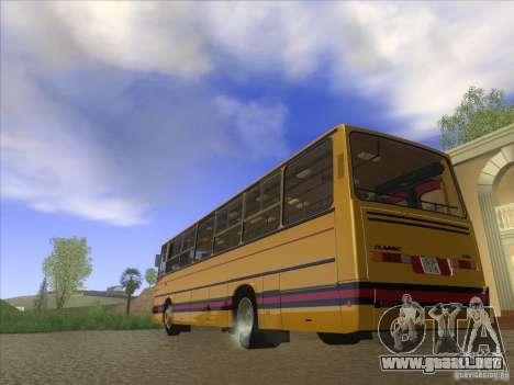 Ikarus 260 32P para la visión correcta GTA San Andreas