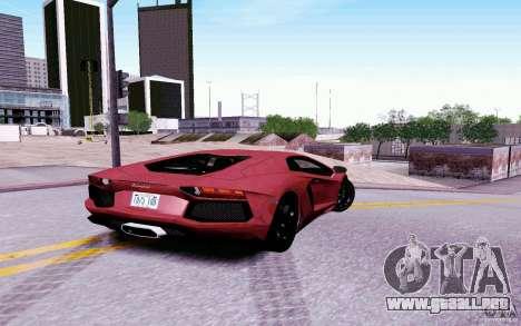 New Graphic by musha v4.0 para GTA San Andreas sexta pantalla
