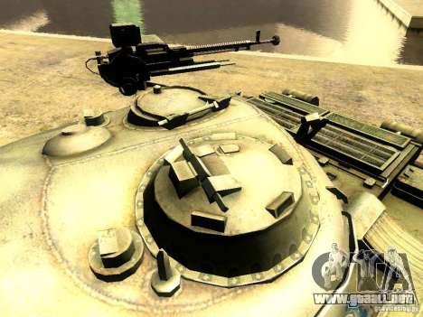 Type 59 V2 para vista lateral GTA San Andreas