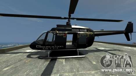 Helicopter Generation-GTA para GTA 4 left