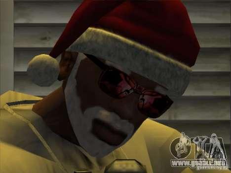 Nuevas gafas para CJ para GTA San Andreas