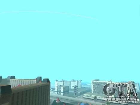 Configuración de Timecyc v 2.0 para GTA San Andreas tercera pantalla
