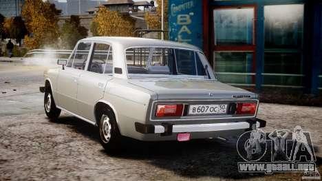 Vaz-21065 1993-2002 v1.0 para GTA 4 Vista posterior izquierda