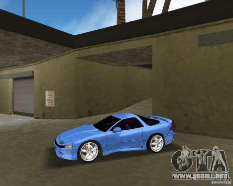Mitsubishi 3000 GT 1993 para GTA Vice City left