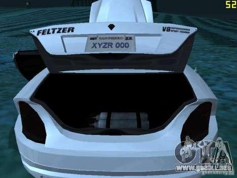 GTA IV Feltzer para visión interna GTA San Andreas