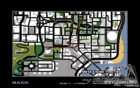 Nueva tienda de Dixie para GTA San Andreas séptima pantalla
