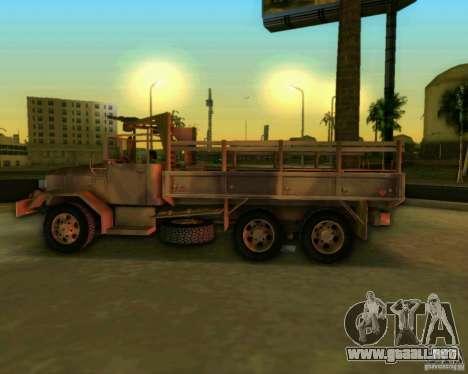 M352A para GTA Vice City vista posterior